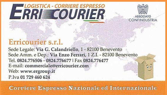 Consegna in Italia in 24 ore